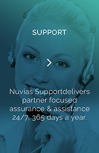 NUVIAS Support